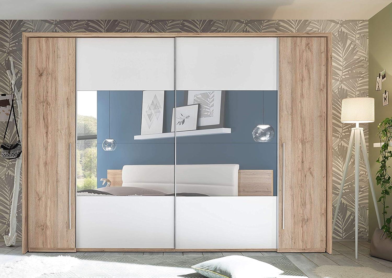 Avanti Trendstore Mogli - Armario con Puertas correderas y giratorias, Medidas 312 x 226 x 60,3 cm: Amazon.es: Juguetes y juegos