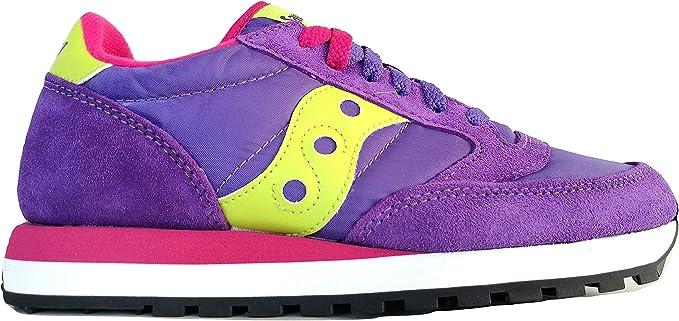 Saucony Jazz Sneakers Viola Scarpe Donna 1044 464 38½