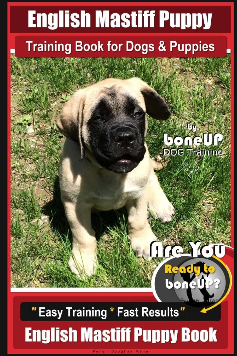 Download English Mastiff Puppy Training Book for Dogs and Puppies by Bone Up Dog Training: Are You Ready to Bone Up? Easy Training * Fast Results English Mastiff Puppy Book pdf