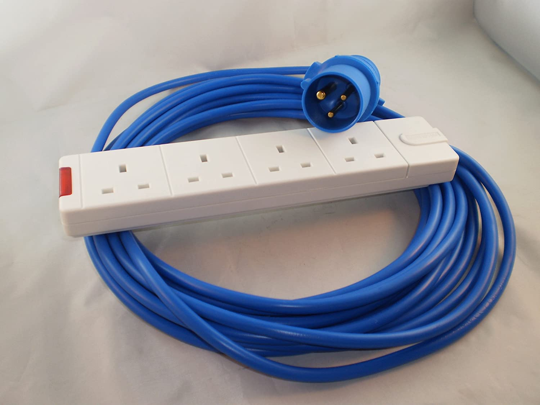 6 amp hook up