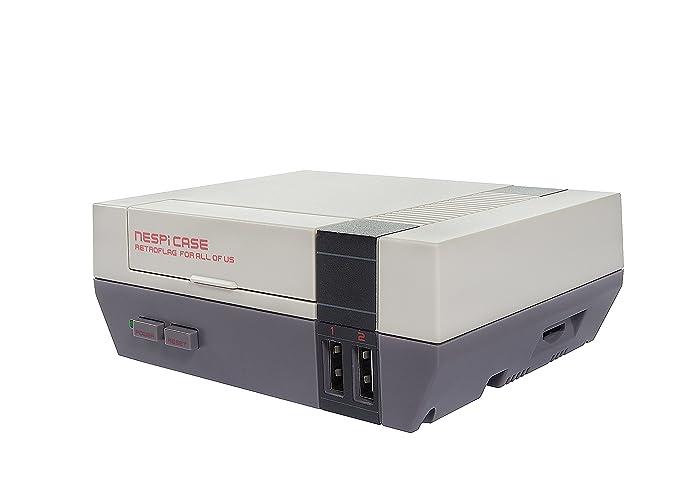 retroflag nespi Case Carcasa para Raspberry Pi 3, 2 y B +: ...
