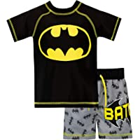 Batman Bañador de Dos Piezas para niño DC Comics
