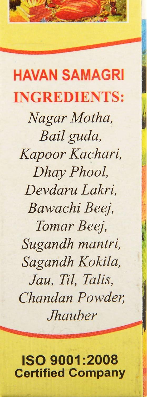 Ashok Nagar Motha Havan Samagri Dhoop (7 cms, Brown, Pack of 1 ...
