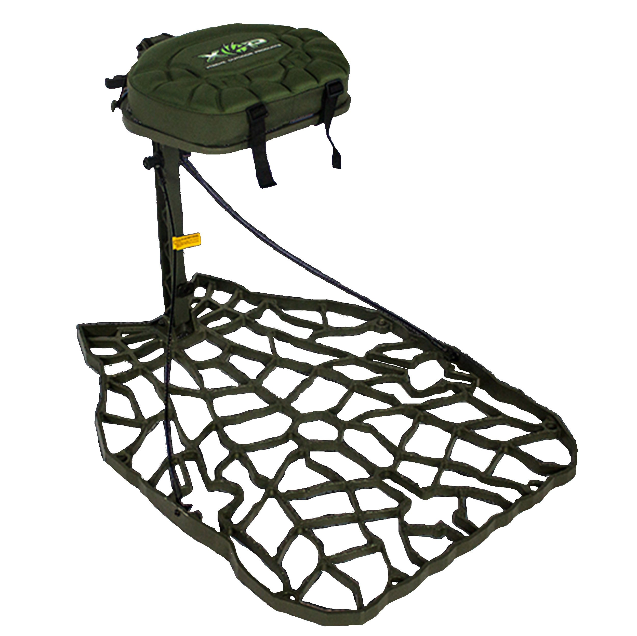 XOP-XTREME OUTDOOR PRODUCTS Maximus Tree Stand, Green by XOP-XTREME OUTDOOR PRODUCTS (Image #1)