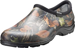 Sloggers Shoe's Men's Waterproof Comfort, Camo, 10