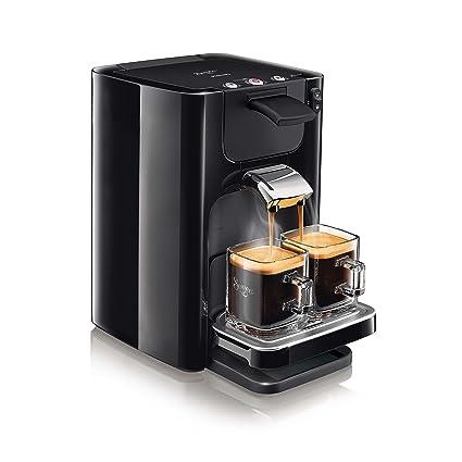 Senseo Quadrante HD7866/62 - Cafetera (Independiente, Máquina de café en cápsulas,