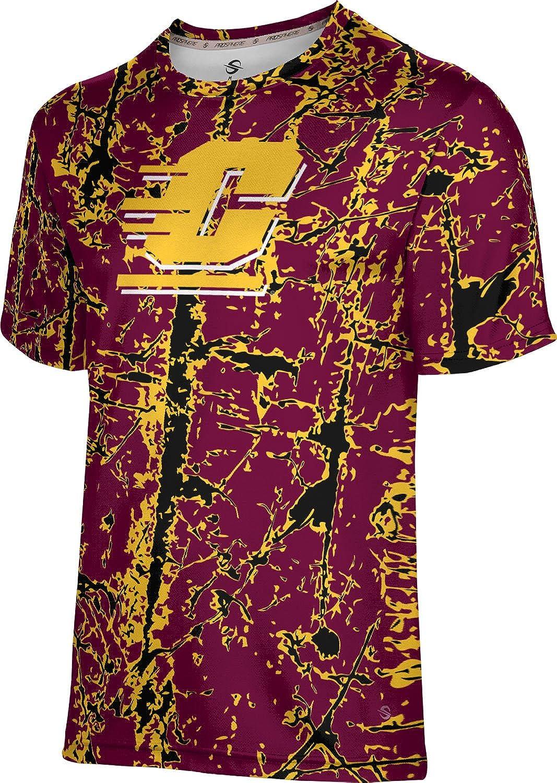 ProSphere Central Michigan University Boys Performance T-Shirt Distressed
