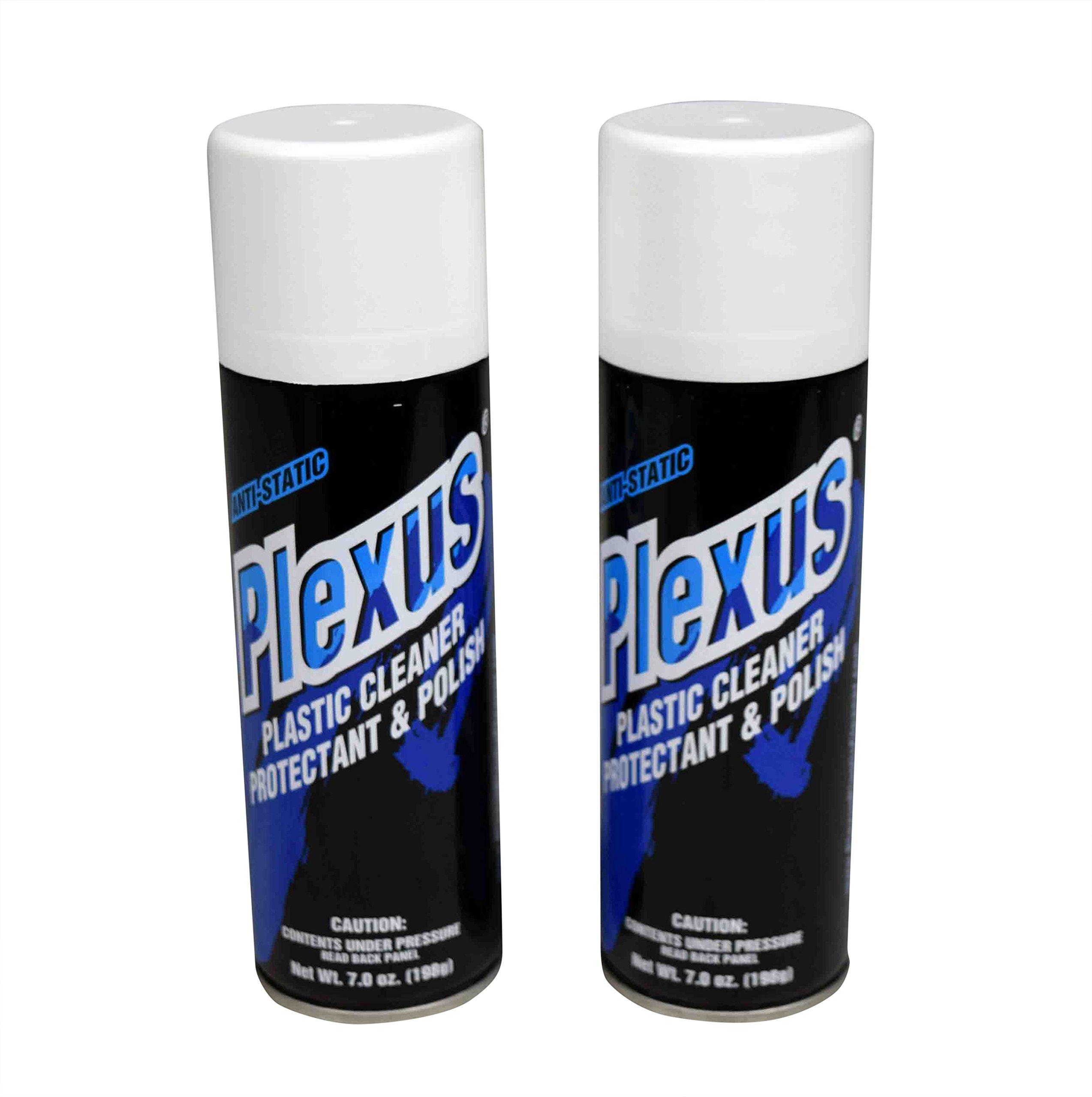 Plexus Motocycle Plastic Cleaner and Protectant 20207 7oz Aerosol (2)
