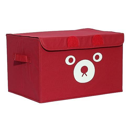 Cute Animal Collapsible Toy Storage Organizer Folding: Children Book Storage: Amazon.com