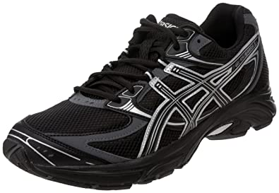 ASICS Men's GEL-Kanbarra 6 T138N.9099 Running Shoe,Black/Onyx/