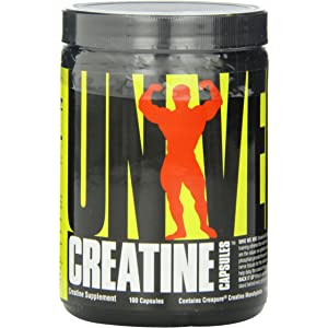 Universal Nutrition Creatine, 100-Count