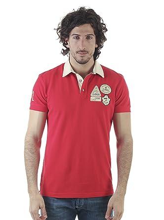Lois Polo Rojo XL: Amazon.es: Ropa y accesorios