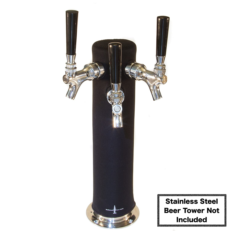Amazon.com: Kegerator Tower Cooler Custom Sleeve for Beer Tower ...