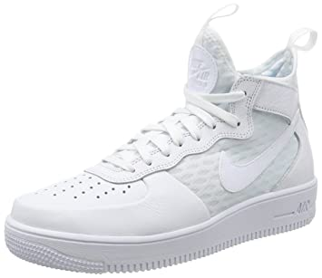 Nike Air Force 1 Ultraforce Mid Sneaker Turnschuhe Schuhe