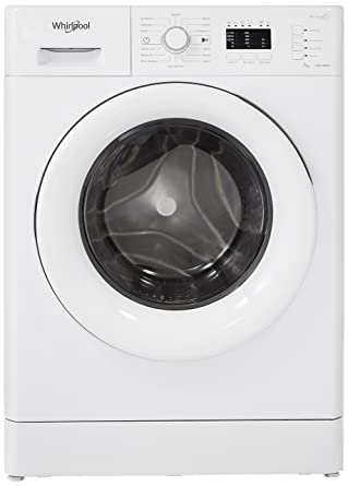 Whirlpool 7 kg Fully-Automatic Front Loading Washing Machine (Fresh Care 7010, White)