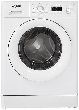 Whirlpool 7 kg Fully-Automatic Front Loading Washing Machine (Fresh Care 7010, White)