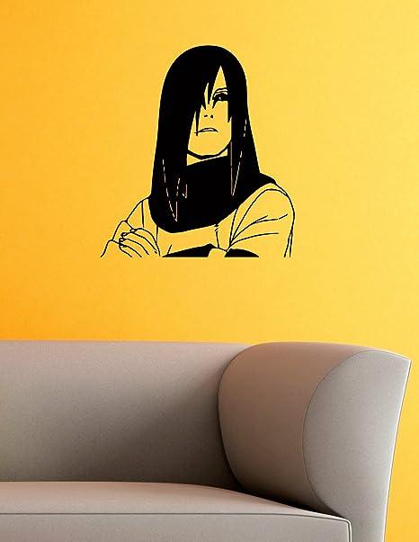 Amazon.com: Orochimaru Vinyl Wall Decals Ninja Apostate The ...