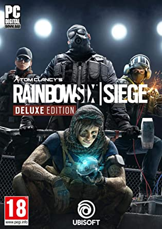 Tom Clancys Rainbow Six Siege - Deluxe Edition: Amazon.es ...