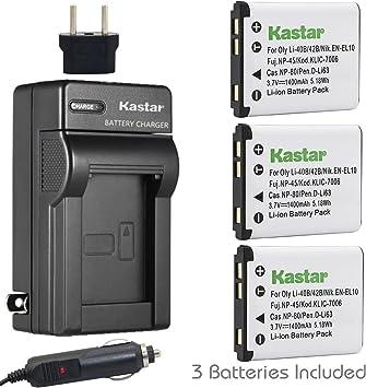 Bateria para su Casio Exilim ex-z28 np-80