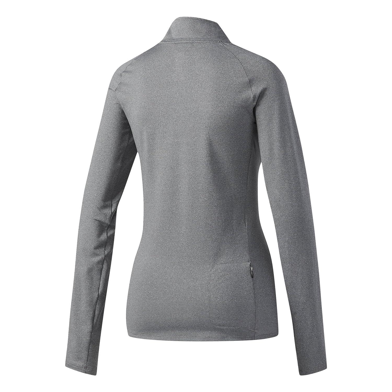 adidas Supernova Women's Half Zip Running Shirt Longsleeves