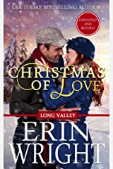 Christmas of Love: A Holiday Western Romance Novel (Long Valley Romance Book 5) Kindle Edition