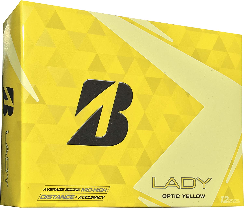 Bridgestone Lady Precept Ladies Golf Balls