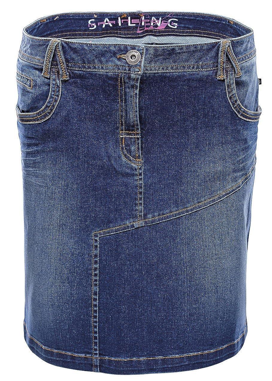 Marinepool Mujer Rock Holly Jeans Falda