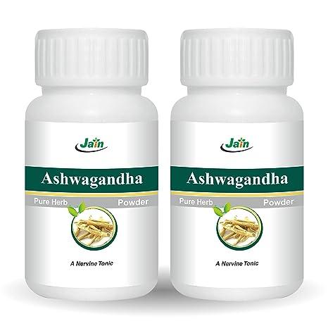 Jain Ashwagandha Powder 100g (Pack of 2)