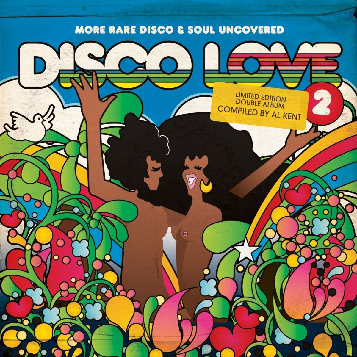 Disco Love 2: More Soul Rare SEAL limited product Max 51% OFF