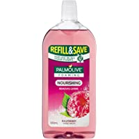 Palmolive Foaming Hand Wash Soap Raspberry Refill and Save 0% Parabens 0% Phthalates 0% Alcohol Recyclable, 500mL
