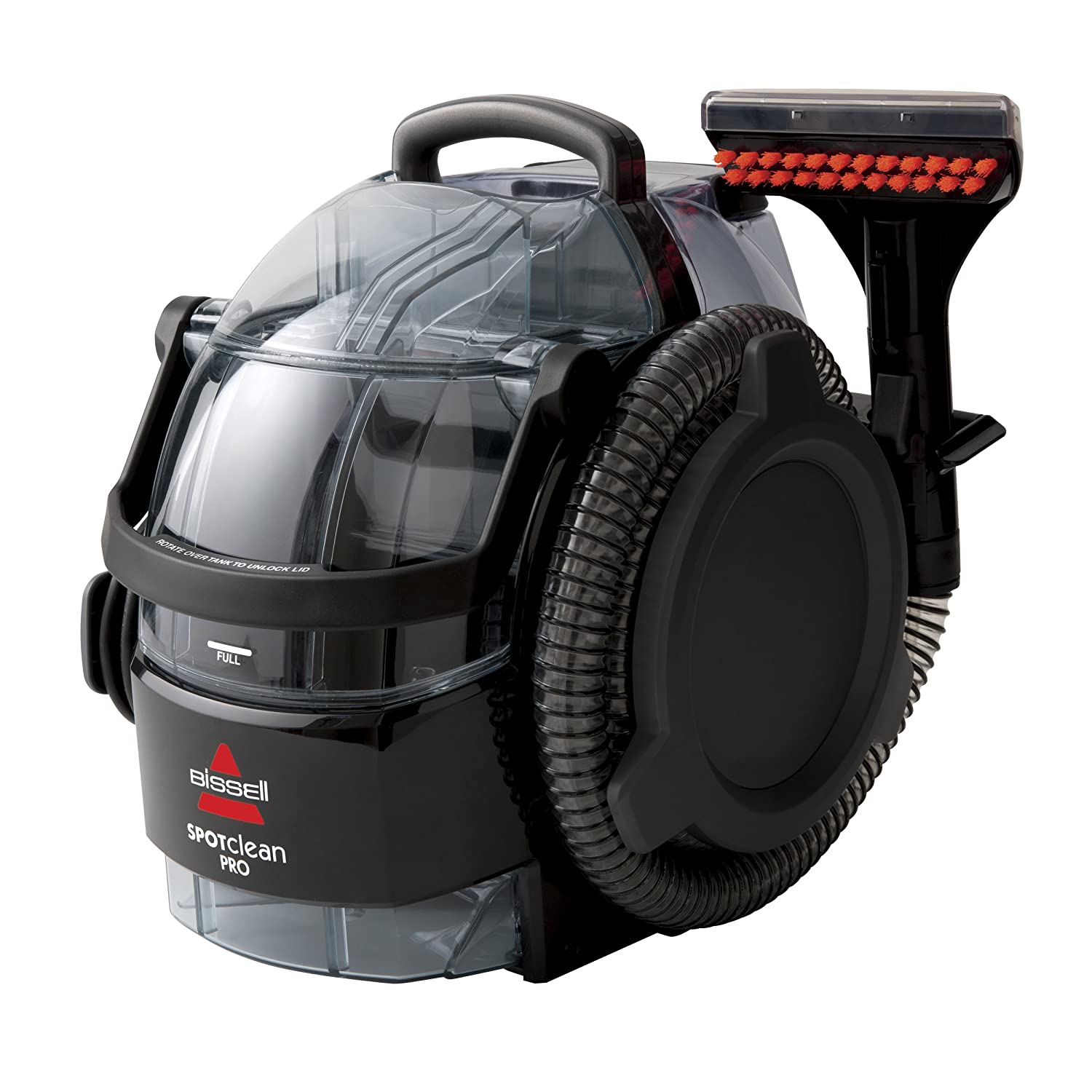 Bissell 3624 SpotClean Professional Portable Carpet Cleaner Corded