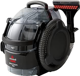 Bissell 3624 spotclean profesional portátil limpiador de alfombras ...