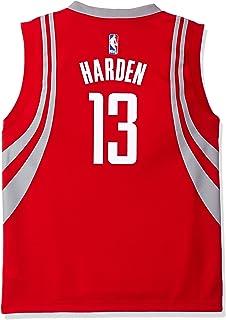 James Harden Houston Rockets Adidas NBA Replica Kinder Jersey Trikot - Red a81098c76
