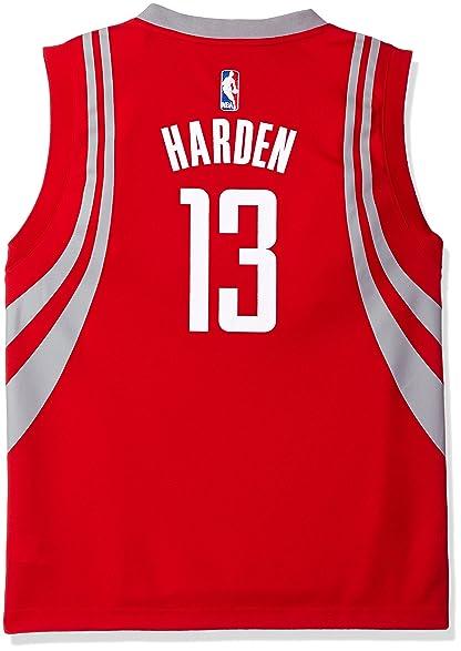 980406b7f ... NBA Houston Rockets Youth Boys 8-20 Replica Road Jersey
