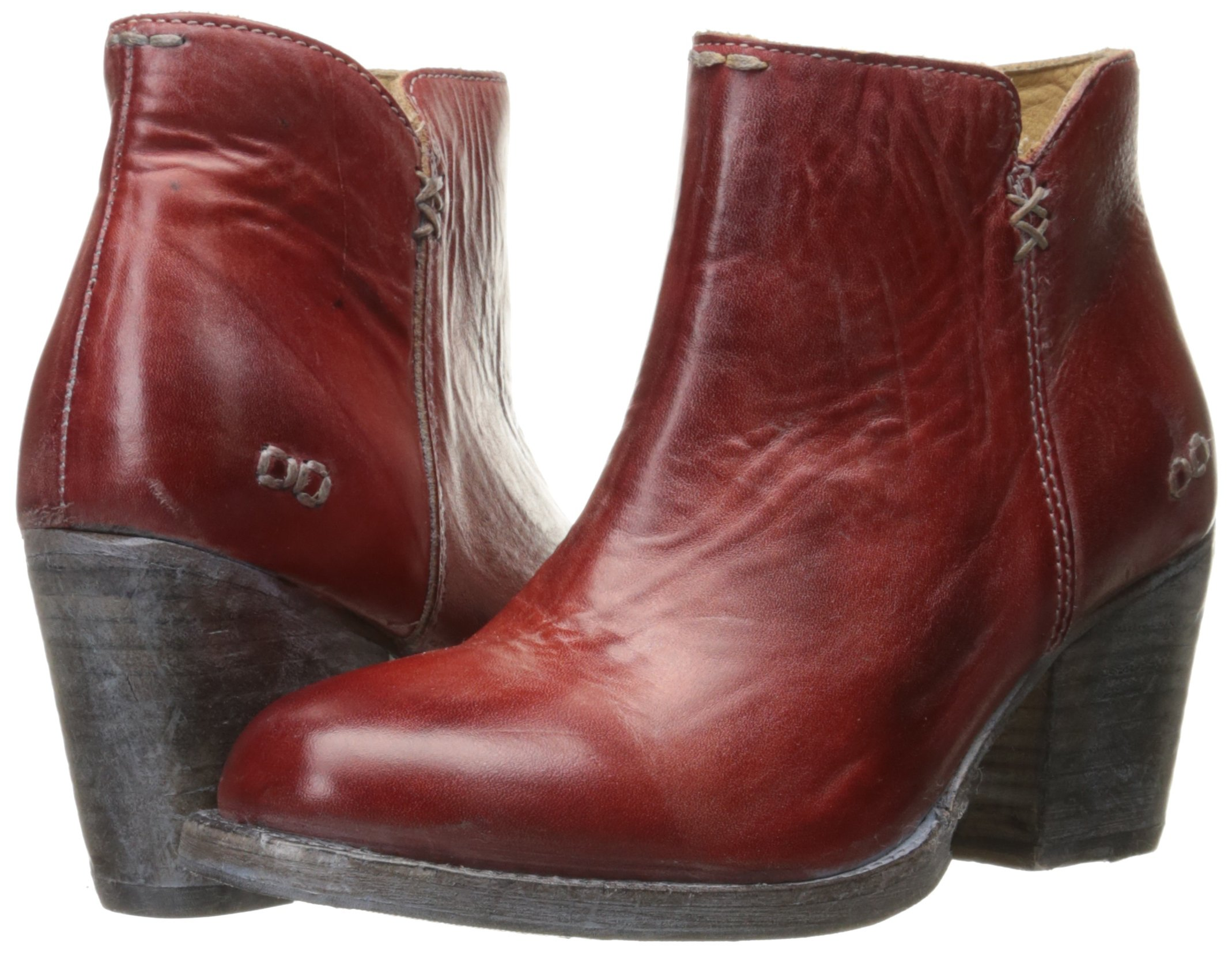 Bed|Stu Women's Yell Boot, Red Rustic/Blue, 8.5 M US by Bed|Stu (Image #6)