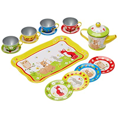Schylling Forest Friends Tea Time Toy: Toys & Games