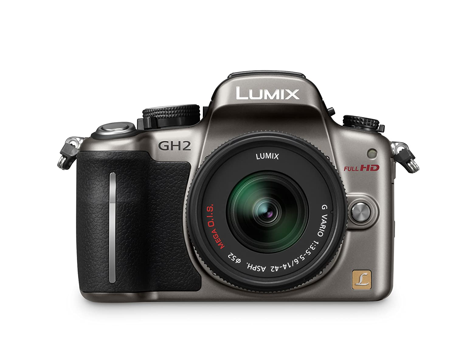 Amazon.com : Panasonic Lumix DMC-GH2 16.05 MP Live MOS Mirrorless Digital  Camera with 3-inch Free-Angle Touch Screen LCD and 14-42mm Hybrid Lens  (Silver) ...