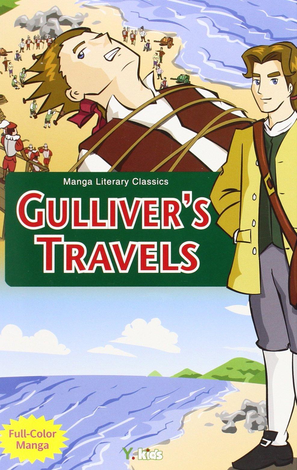 Download Gulliver's Travels (Manga Literary Classics series) ebook