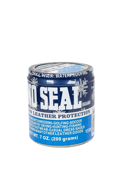 3a47fe738b99 Atsko Sno-Seal Original Beeswax Waterproofing (7 Oz Net Wt  8 Oz overall