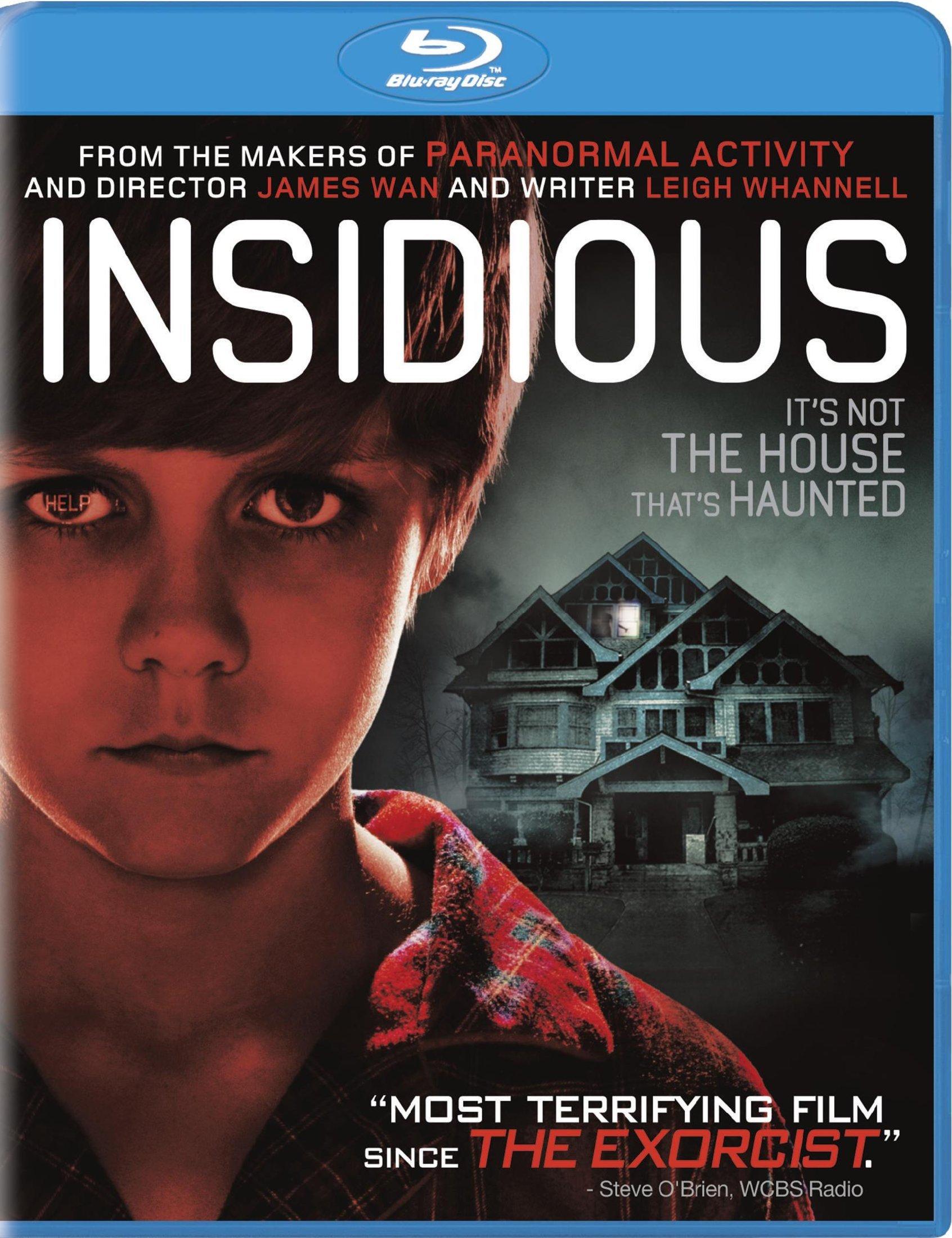 Blu-ray : Insidious (, Dolby, AC-3, Widescreen)