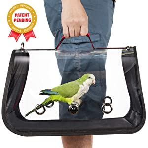 Colorday Lightweight Bird Travel Cage
