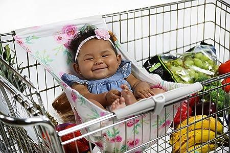 Amazon.com: BINXY BABY Carro de la compra Hamaca   El ...