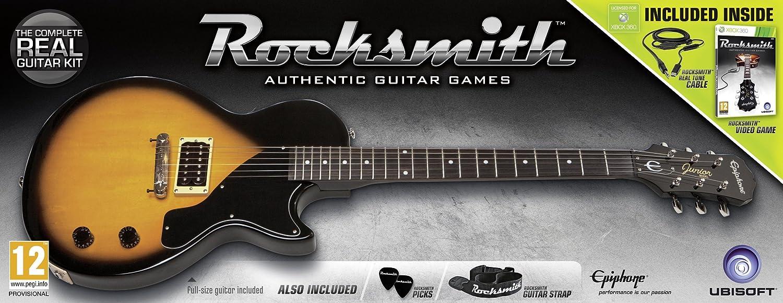 Rock You Chess M Strap Gitar Dan Bass Daftar Harga Terbaru Bonus Pick S 1009b Tali Sabuk Rocksmith And Epiphone Les Paul Junior Guitar Xbox 360 Amazonco