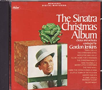 image unavailable image not available for color the sinatra christmas album - The Sinatra Christmas Album