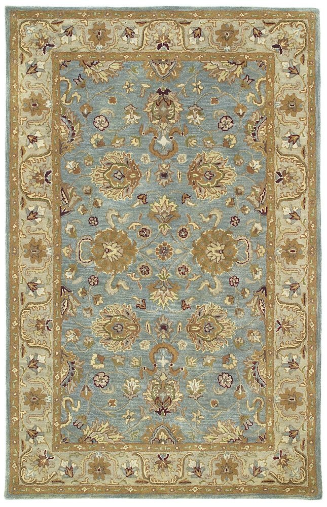 Kaleen Rugs Mystic Collection 6062-56 Spa Hand Tufted 2' x 3' Rug