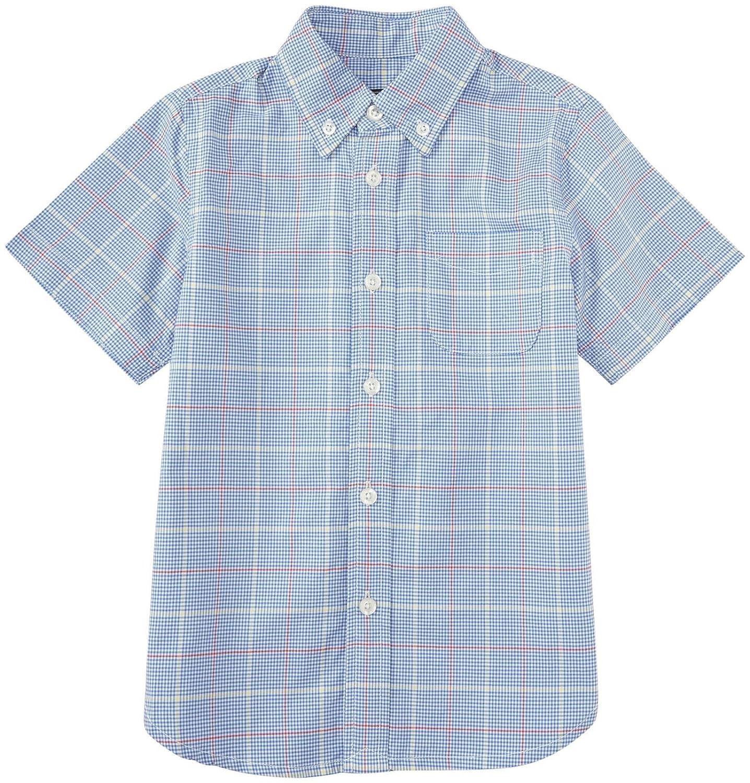 Toddler//Kid Multicolor E-Land Kids Check Shirt