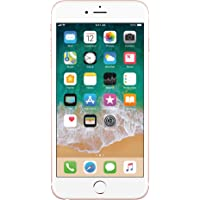 Apple iPhone 6S Celular 64 GB Color Rose Gold Desbloqueado (Unlocked) Renewed (Renewed)