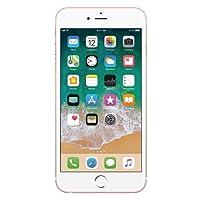 Apple iPhone 6S Celular 64 GB Color Rose Gold Desbloqueado (Unlocked) Reacondicionado (Refurbished)