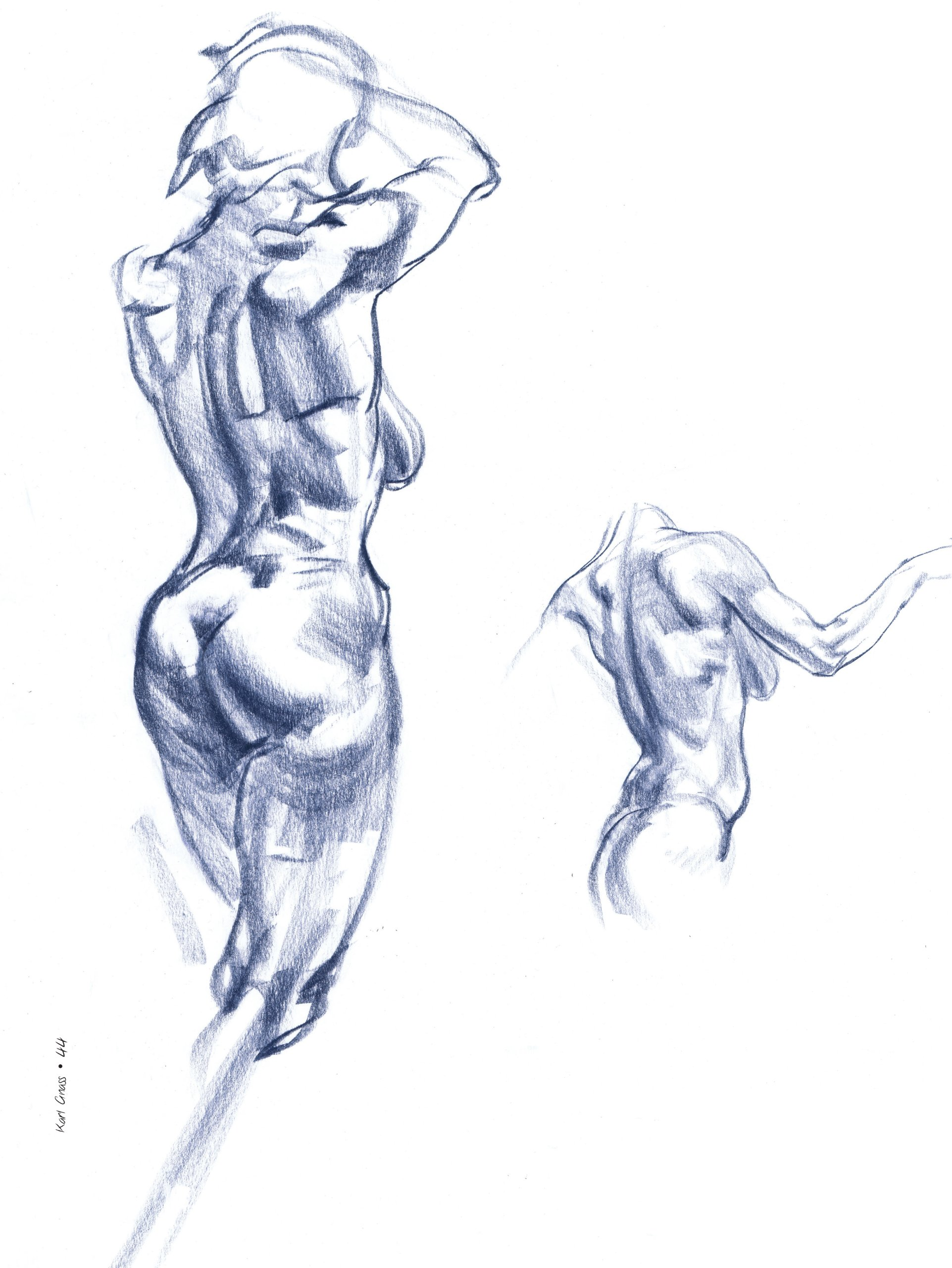 I Want To Get Better At Gesture Drawing