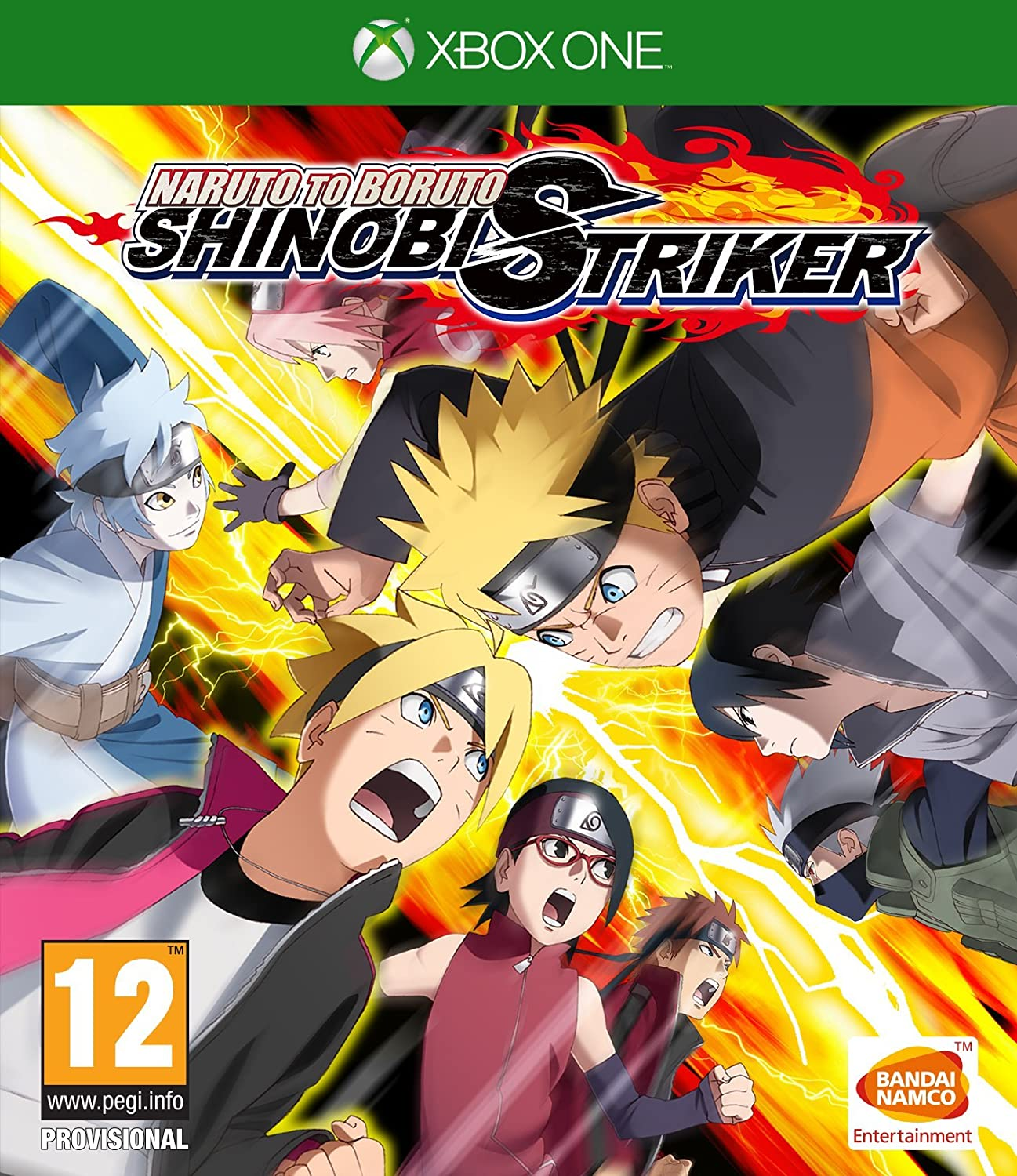 Amazon.com: Naruto to Boruto: Shinobi Striker (Xbox One ...